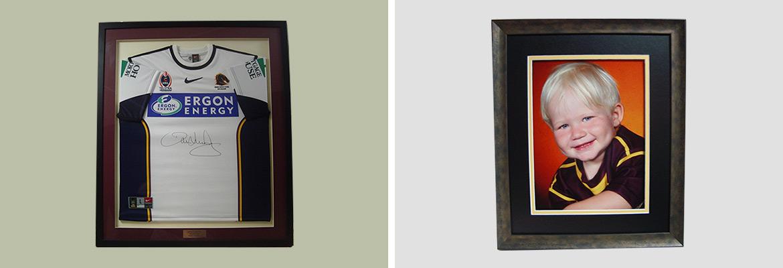Collectables & Memorabilia | Brisbane | Precision Picture Framing